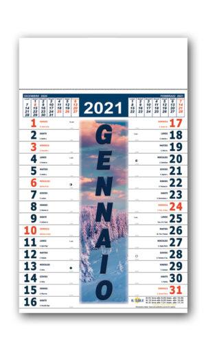 Calendario olandese stagioni