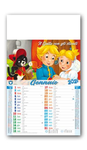 Calendario Fiabe 160
