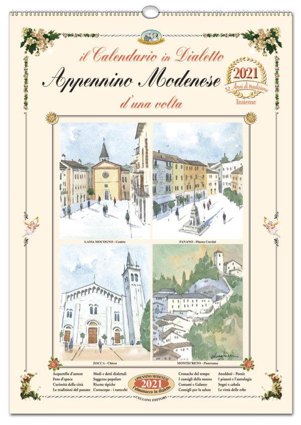 calendario dialetto 082 Appennino Modenese