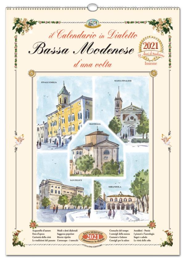 calendario dialetto 084 Bassa Modenese