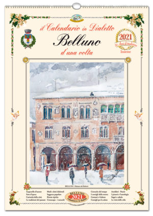 calendario dialetto 091 Belluno