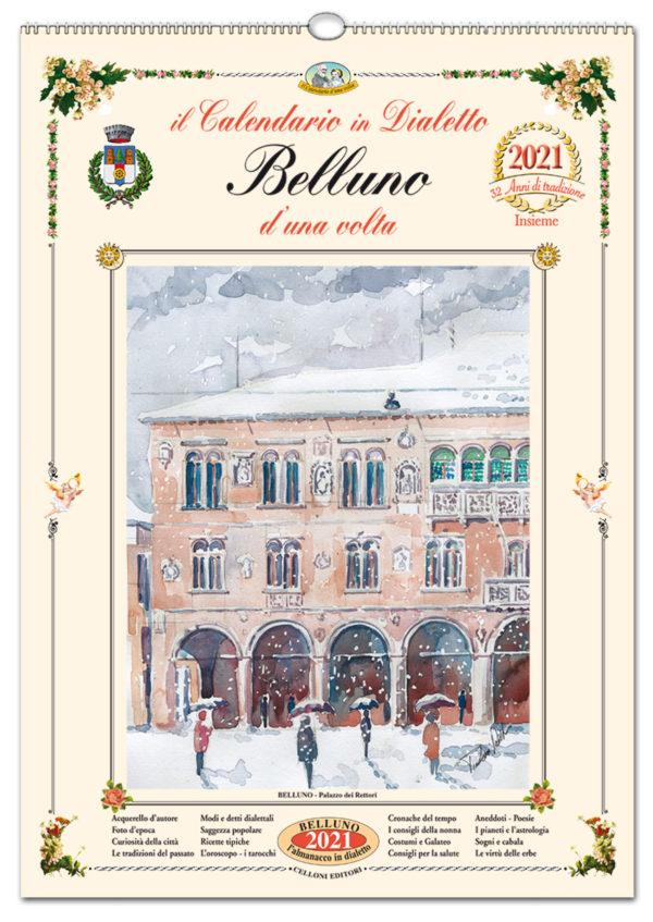calendario dialetto 091 Belluno