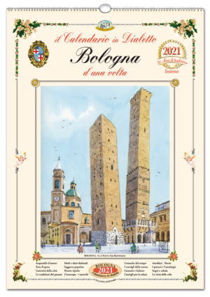 calendario dialetto 007 Bologna