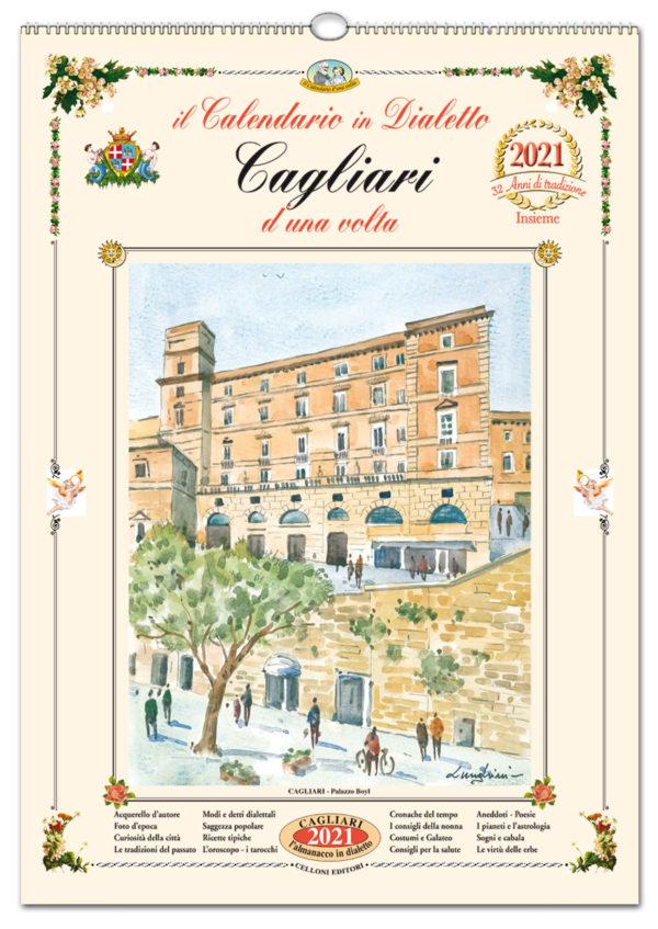 calendario dialetto 076 Cagliari