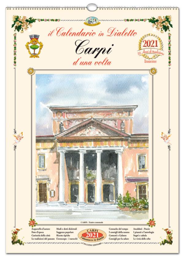 calendario dialetto 010 Carpi