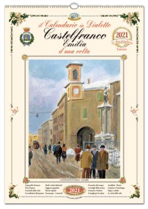 calendario dialetto 011 Castelfranco Emilia
