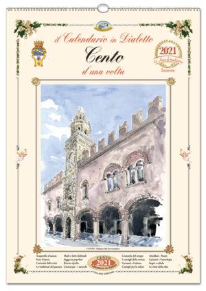 calendario dialetto 012 Cento