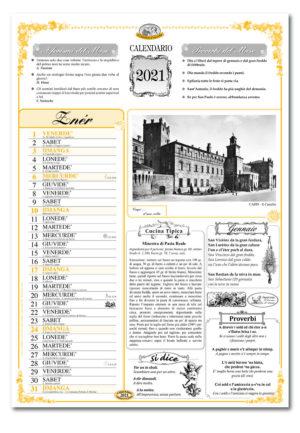 calendario dialetto 010 interno Carpi