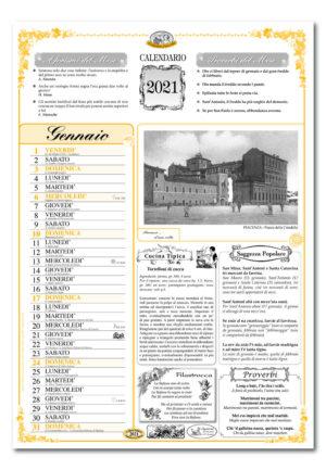 calendario dialetto 044 interno Piacenza