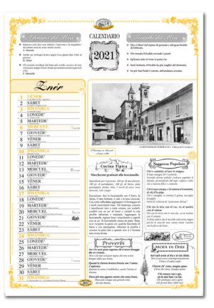 calendario dialetto 073 interno S.Giovanni in Persiceto