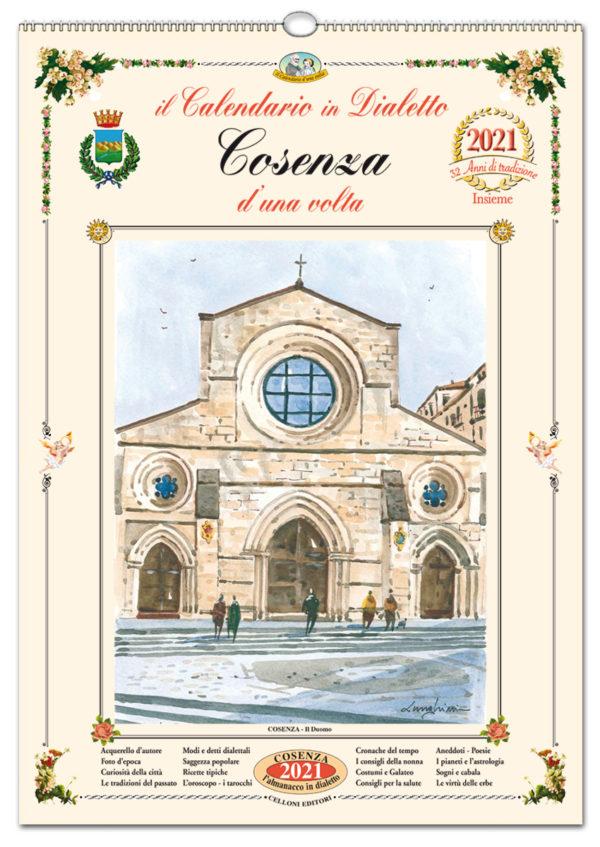calendario dialetto 102 Cosenza