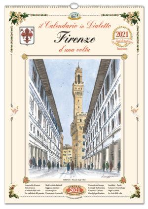 calendario dialetto 020 Firenze