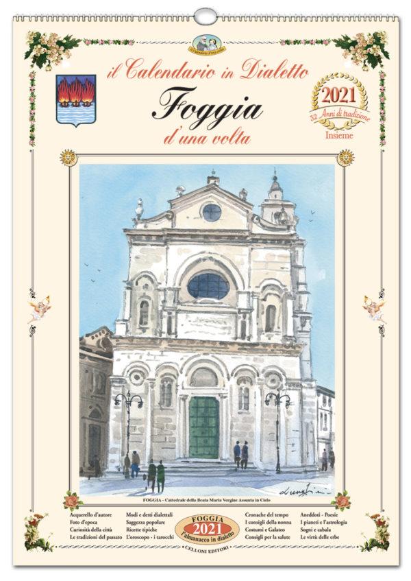 calendario dialetto 021 Foggia