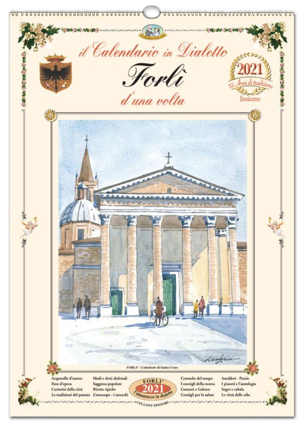calendario dialetto 022 Forlì