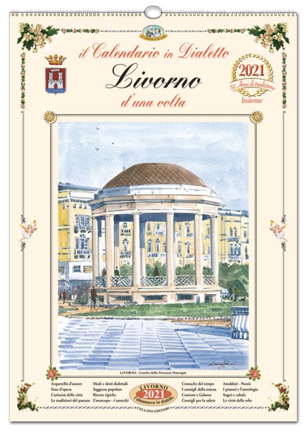 calendario dialetto 088 Livorno