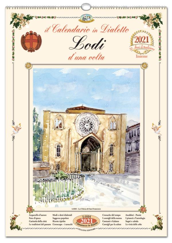 calendario dialetto 030 Lodi