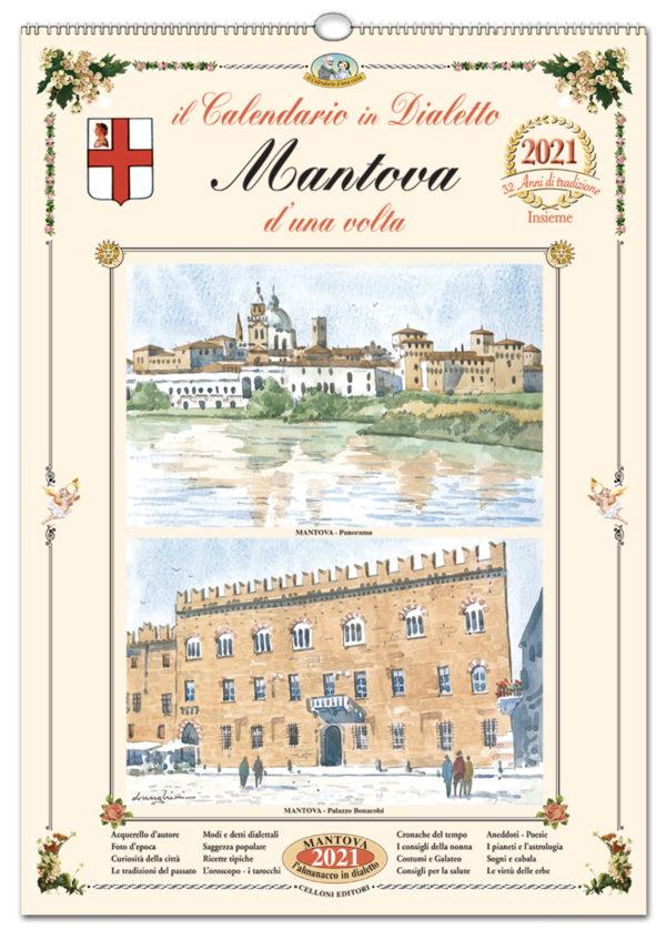 calendario dialetto 032 Mantova
