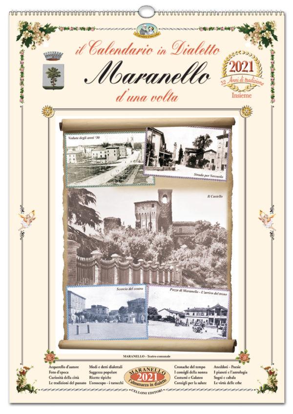 calendario dialetto 083 Maranello