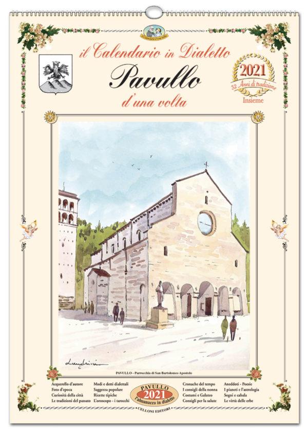 calendario dialetto 041 Pavullo