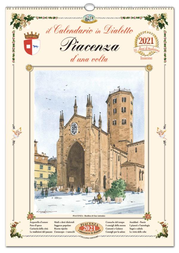 calendario dialetto 044 Piacenza