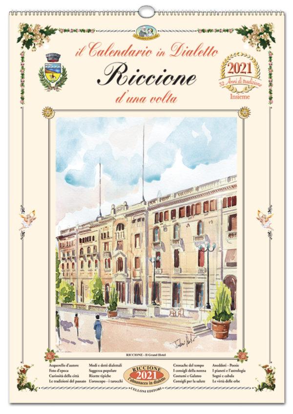 calendario dialetto 047 Riccione