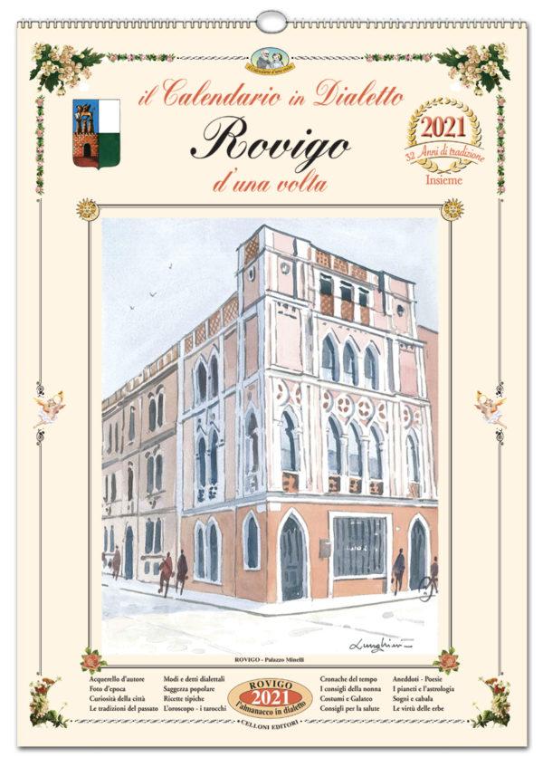calendario dialetto 053 Rovigo