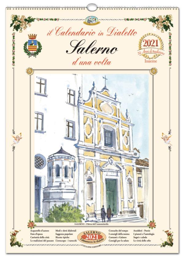 calendario dialetto 109 Salerno