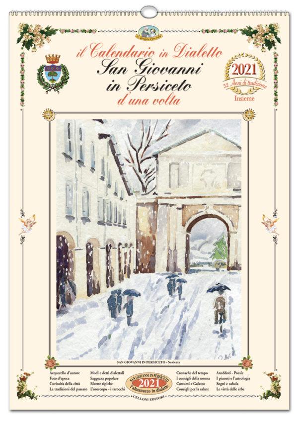 calendario dialetto 073 S.Giovanni in Persiceto