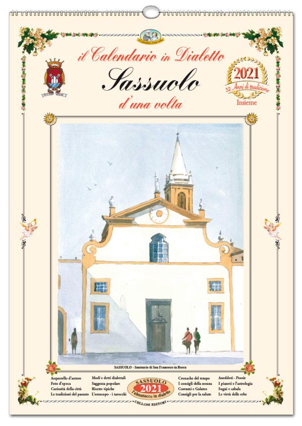 calendario dialetto 054 Sassuolo