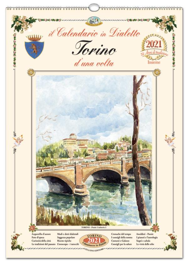 calendario dialetto 060 Torino