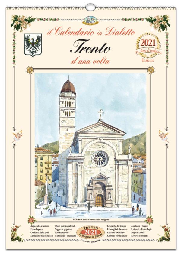 calendario dialetto 061 Trento