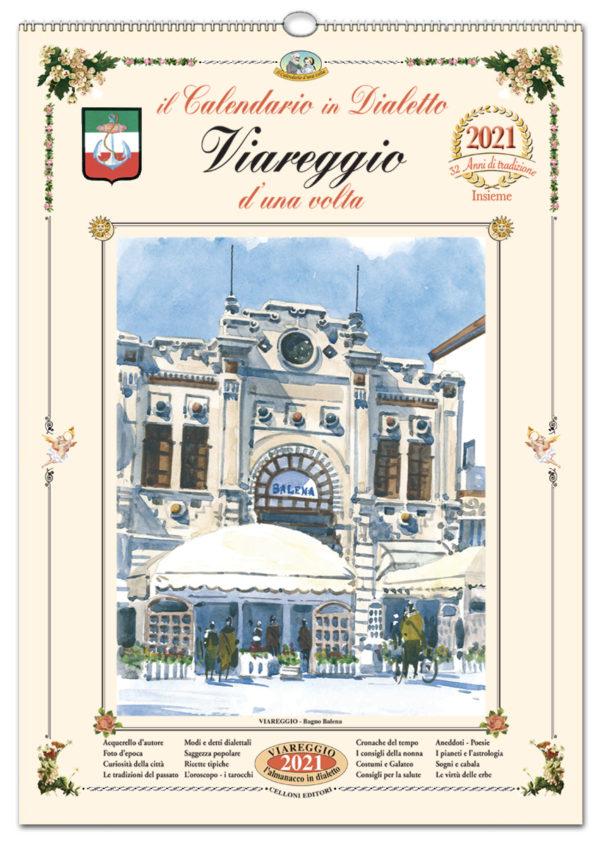 calendario dialetto 068 Viareggio