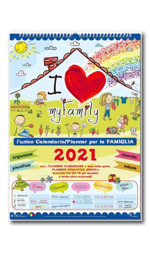 calendario agenda myfamily