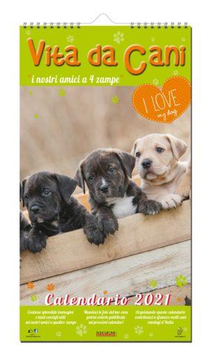 Calendario vita da cani